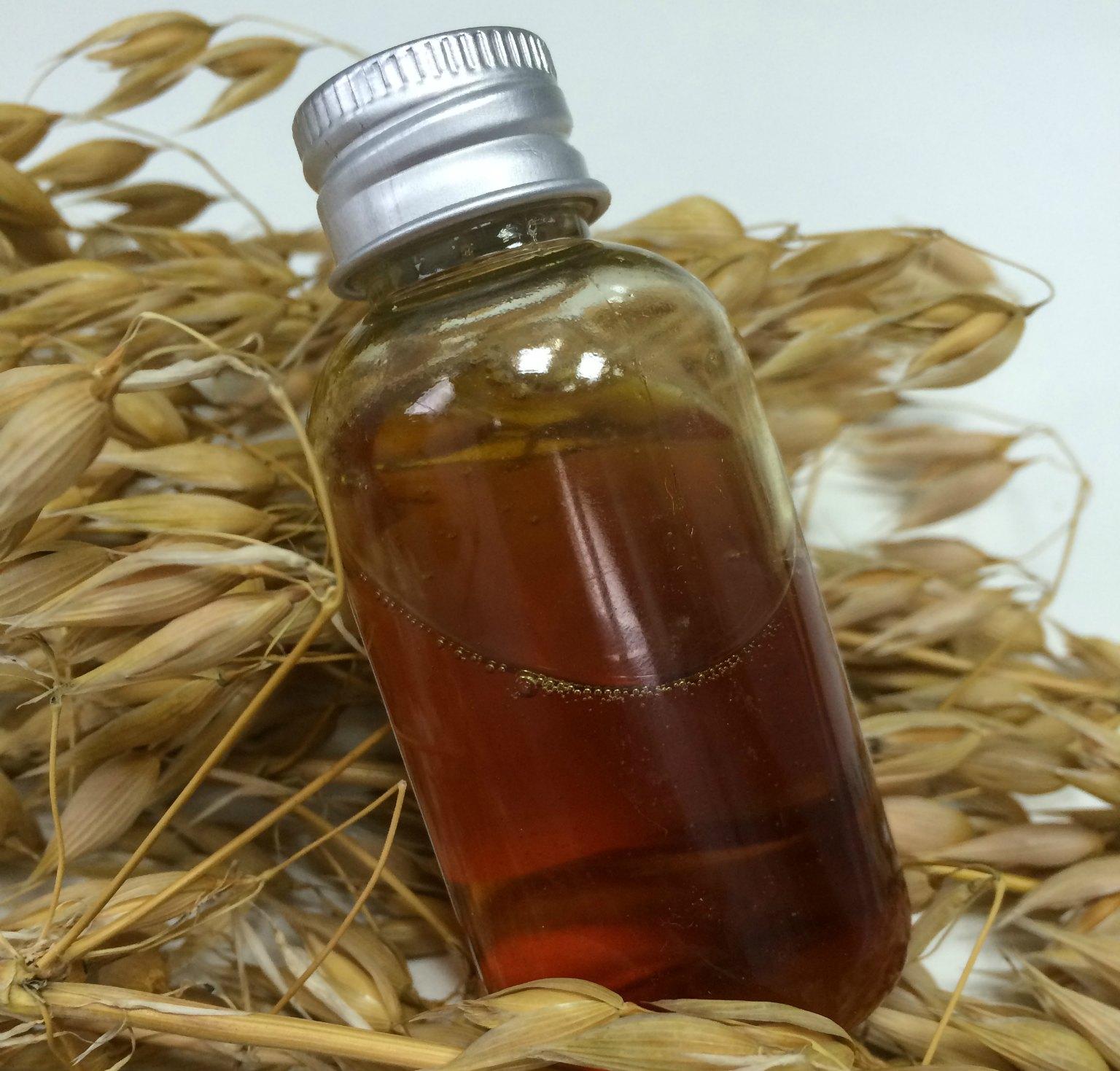 Olej z ovesných lipidů
